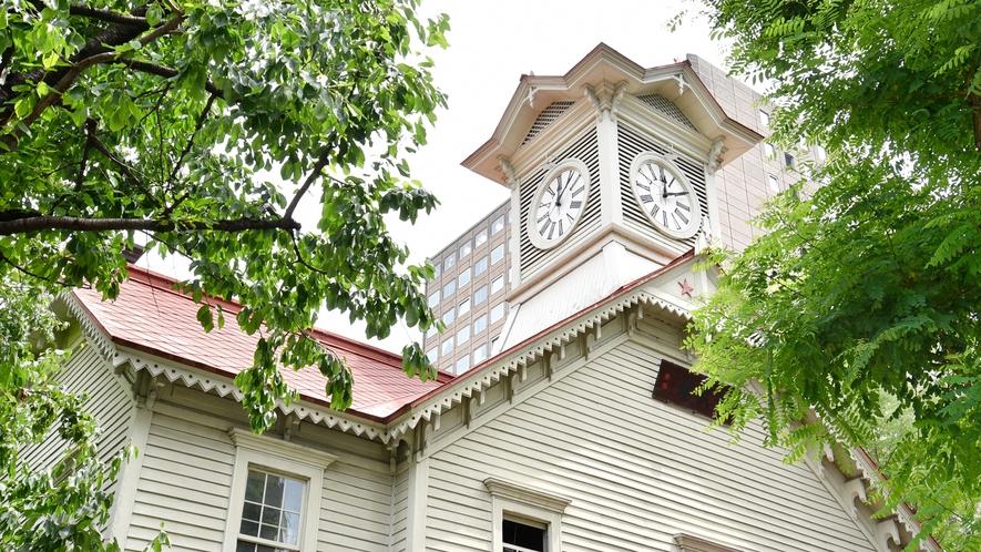 ◆札幌市時計台