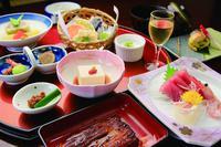 【当館人気】うなぎ付き豪華会席料理を堪能☆6000円日帰りプラン