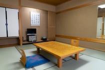レトロ和室(眺望指定不可/トイレ付き/禁煙)