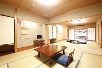 デラックス和室(成田山眺望/バス・トイレ付き/禁煙)