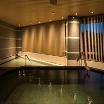 4階大浴場 リニューアル♪(男性浴室)