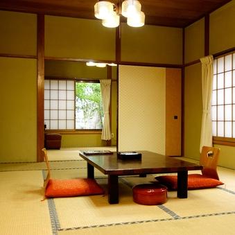 大浴場すぐ隣のお得客室〜【浴場棟部屋】