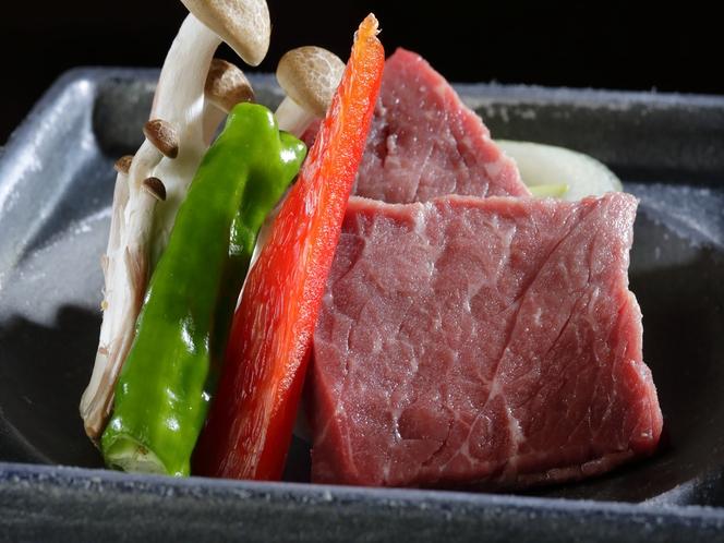 牛肉陶板焼