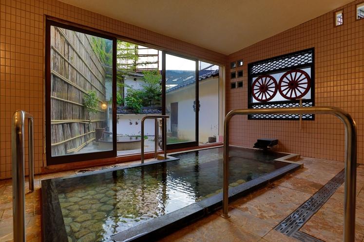 【玉竜】貸切風呂