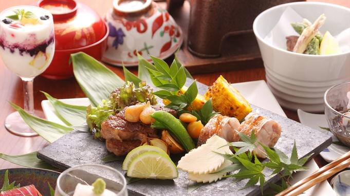 【A5ランク新潟和牛&日本海の旬魚】当館最高ランクの料理を愉しむ【この日は特別!たまには贅沢プラン】