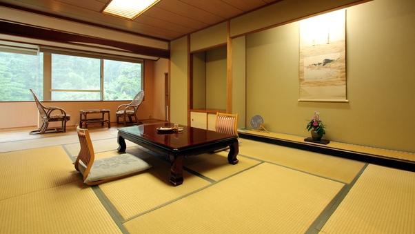 【標準客室】本館客室12畳■Wi-Fi完備■禁煙室■