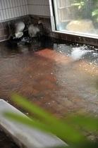 大浴場 備前焼風呂