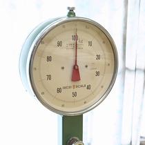 大浴場(体重計)