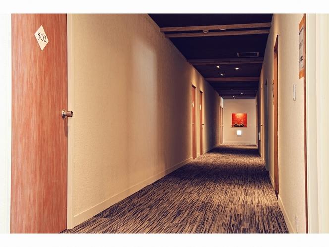 5階 廊下