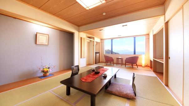 《お一人様》専用客室誕生◆マウンテンビュー和室12畳(禁煙)