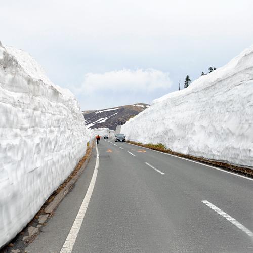 ■雪の回廊■