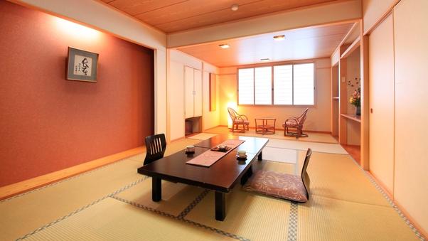 ◆低層階でもゆったり☆一般和室12畳◆