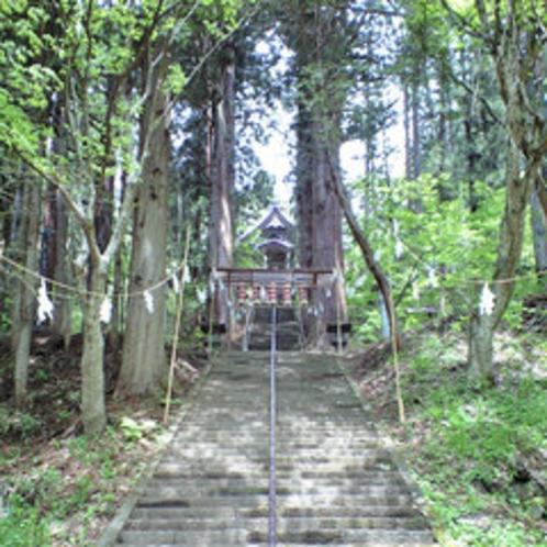 ■戸隠神社(宝光社)■