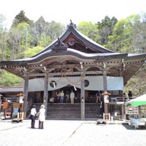 ■戸隠神社(中社)■