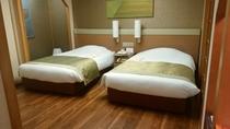 和洋室Aベッド