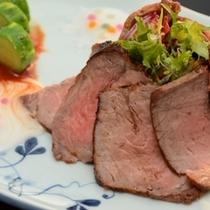 【楽天トラベル企画】肉い宿チャンピオンで入賞したローストビーフ♪