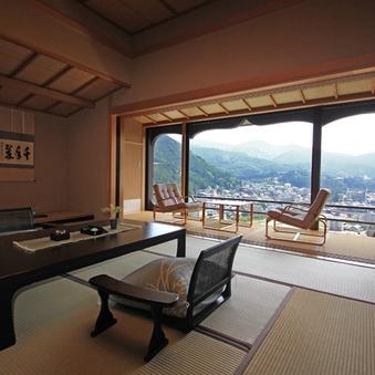 【禁煙】【天空の眺望客室】つま側:和室/プラン