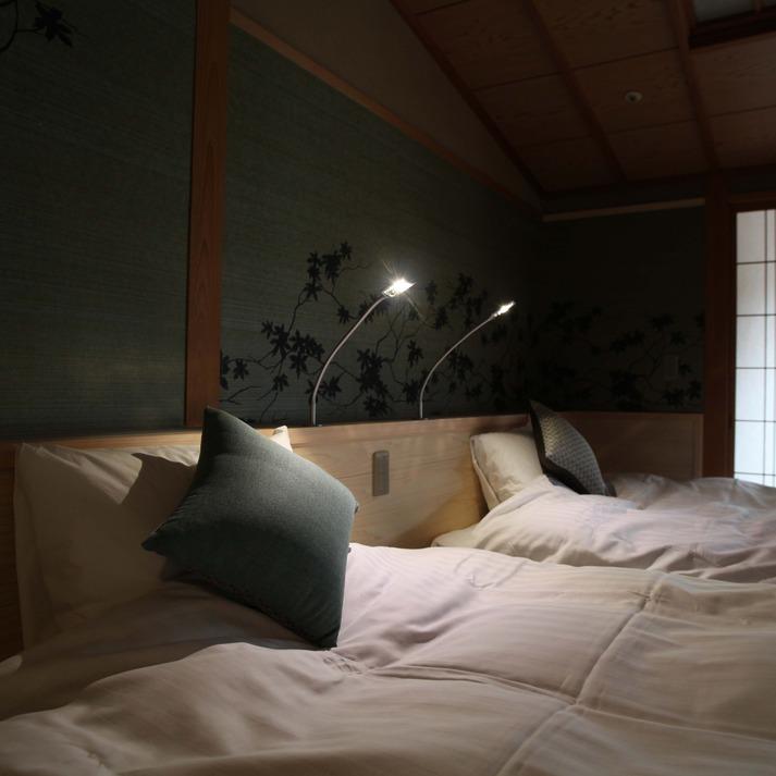 楽天画像:5F露天付 ベッド
