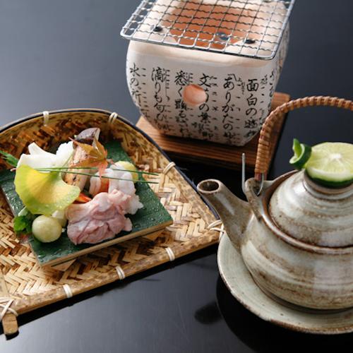 松茸土瓶蒸しのイメージ