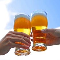 生ビール付きプランイメージ