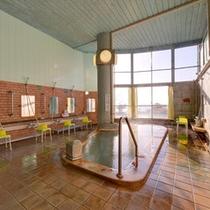 *風呂/24時間入浴OK!100%源泉掛け流しの炭酸泉で日頃の疲れを癒しましょう。