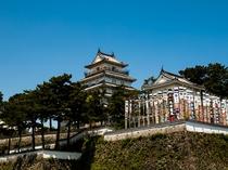 ◆島原城:島原市は、海と山に囲まれた ゆったりとした時間が流れる 自然と歴史のまちです。