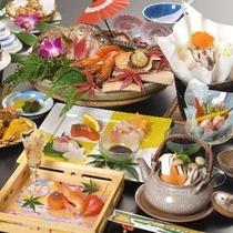 【お料理】会席料理一例