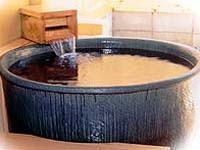 貸切露天風呂 陶器