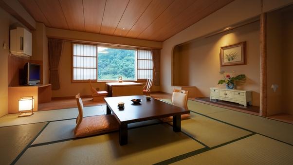 【 特別フロア 】 和室10畳+ダイニング広縁
