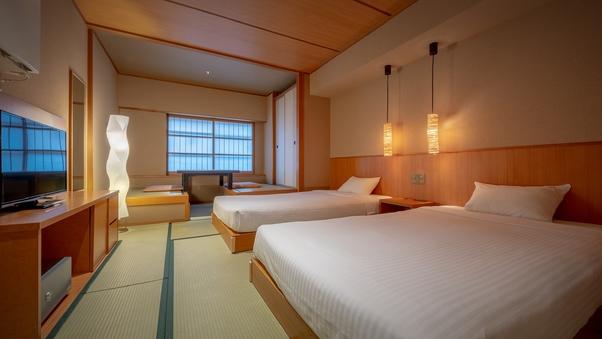 【 一般客室 】 和風ツインルーム【8畳+広縁】