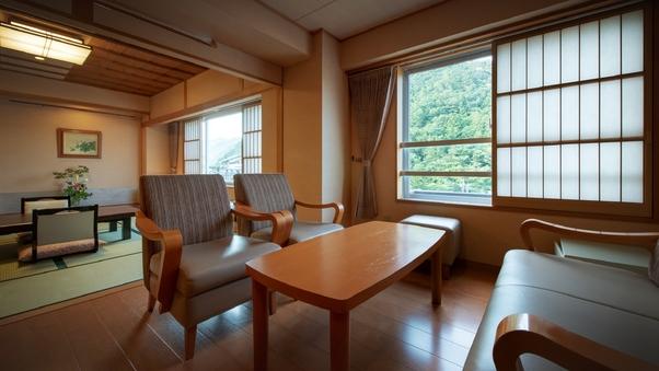 【和風特別室】和室12.5畳+和風ツイン+リビングルーム