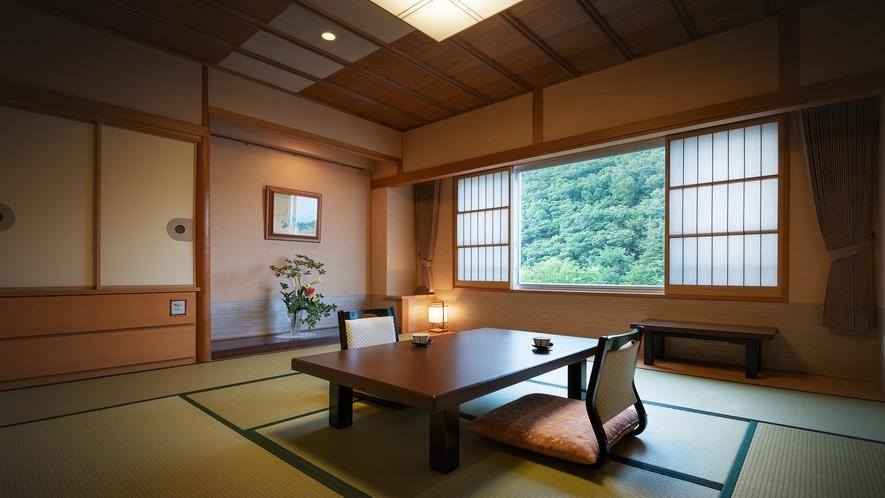 【和風特別室】和室10畳+リビング+ツインベッド