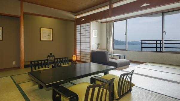 【禁煙】「嬉春亭」和室 海側54平米<お部屋食又個室宴会場>