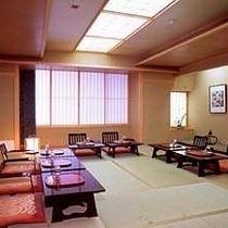 個室お座敷の一例