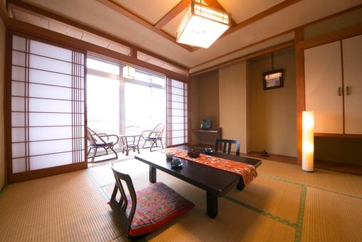【和室8畳/バス付】宿泊+タイ古式マッサージ