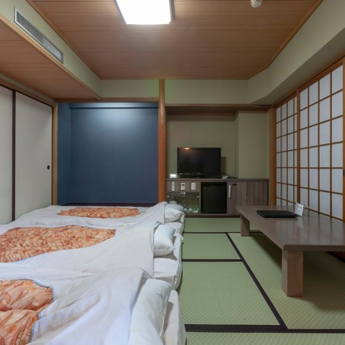 【尾道水道側】和室8畳(2~4名)