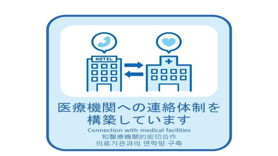 新型コロナ感染症感染予防対策「医療機関連携」