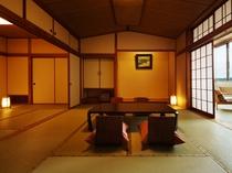 グループ和室12+6畳+チェアスペース(60平米)