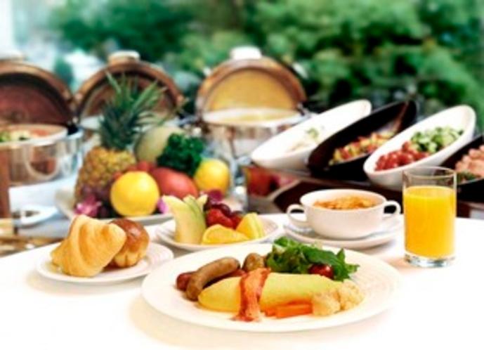 朝食バイキング (イメージ)