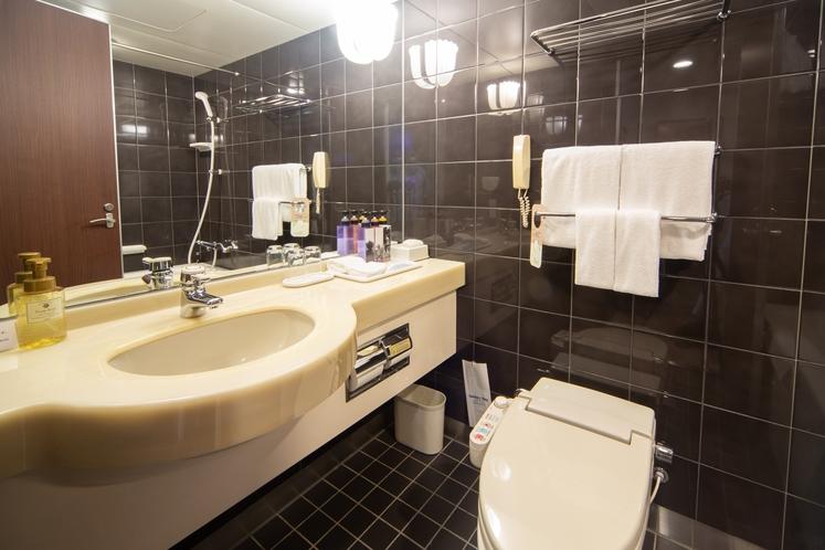 スタンダード・スーペリアタイプのバスルーム
