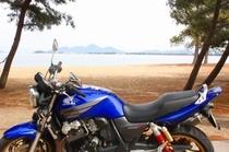 琵琶湖岸バイク ツーリングプラン