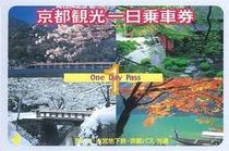 京都観光プラン(1日乗車券)