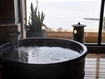 客室付露天風呂 一例2