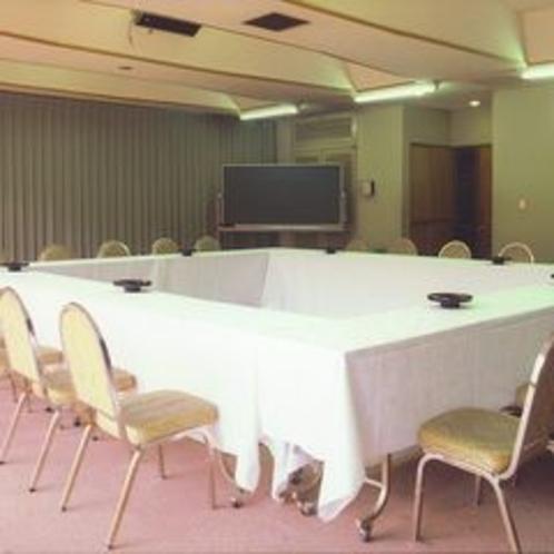 ※会議室※大小様々な大きさのお部屋がござます。会社の研修や全体会議でご利用ください。