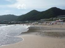 城崎海岸海水浴場