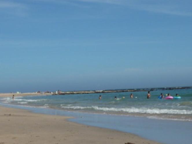 城崎海岸海水浴場 2