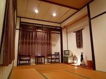 和室207号室のお部屋の写真です。