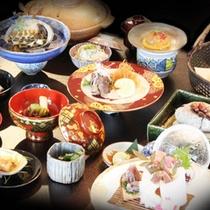 """≪極上STAYプラン≫""""富山""""にこだわった会席料理です。"""