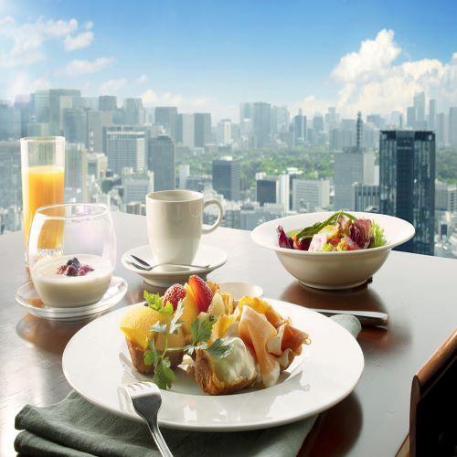 ◆アーティストカフェ(朝食イメージ)
