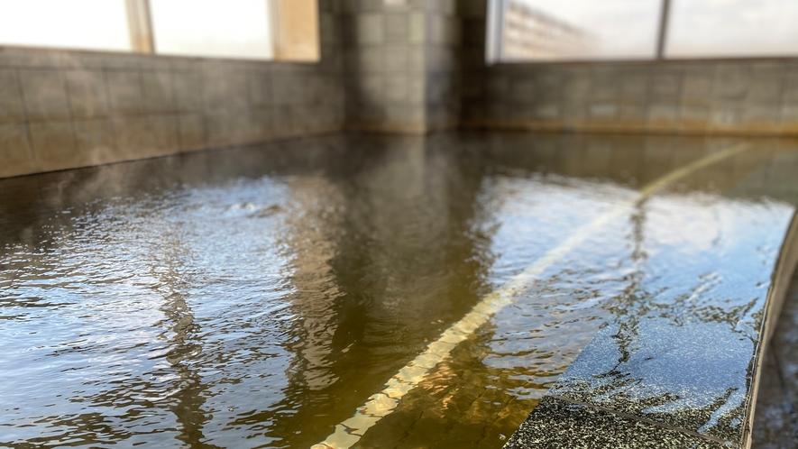 男性大浴場(内湯)(当館向かいのアパホテル〈金沢中央〉14階「天然温泉 アパスパ金沢中央」)